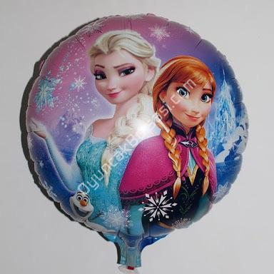 Toptan ucuz Folyo balon yuvarlak Frozen modeli ,Toptan Satış