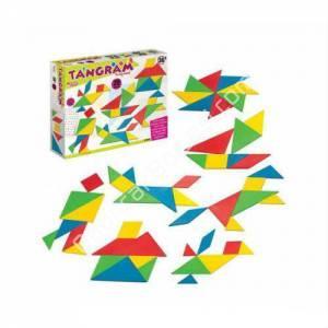 Bak d���n ��z tangram okul �ncesi zeka oyuncaklar� ,Toptan Sat��