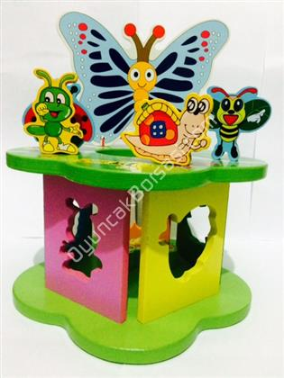 toptan oyuncak ahşap bultak kelebek figürlü ,Toptan Satış