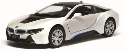 Kinsmart BMW i8 136 Metal Çek Bırak araba ,Toptan Satış