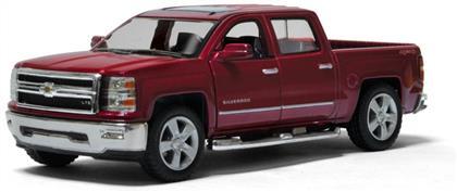 Kinsmart 2014 Chevrolet silverado 146 ,Toptan Satış