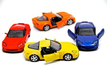toptan oyuncak kinsmart 2007 Corvette Z06 ,Toptan Satış