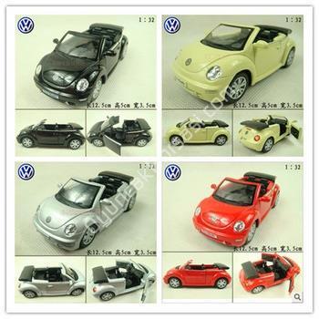 toptan kinsmart Volkswagen new beetle convertible ,Toptan Satış