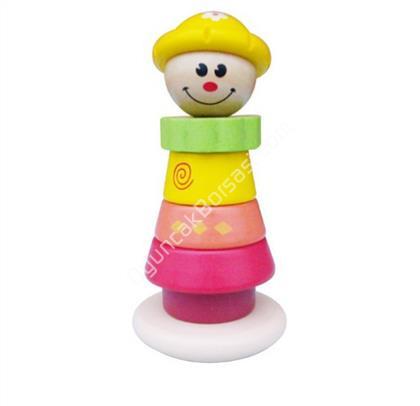 toptan oyuncak ahşap renkli silindir sıralayıcı ,Toptan Satış