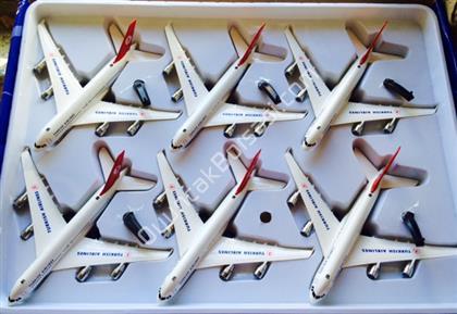 Toptan metal oyuncak THY airbus A380 model uçak ,Toptan Satış