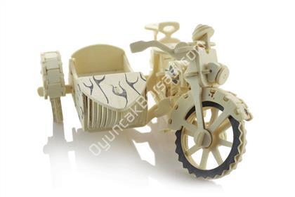 Toptan 3 d puzzle sepetli motor ,Toptan Satış