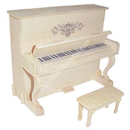 Toptan 3 d ahşap maket piyano ,Toptan Satış