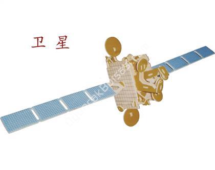 Toptan 3 d ahşap maket göktürk uydusu ,Toptan Satış