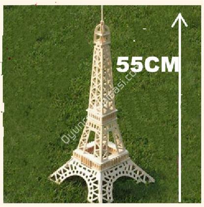 toptan ahşap 3d maket eifel kulesi model G-P030 ,Toptan Satış