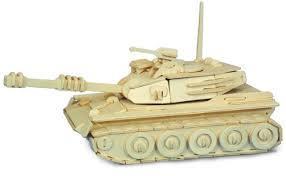 toptan ahşap 3d maket tank model G-P050 ,Toptan Satış