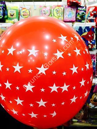 Toptan balon yıldız baskılı balon ,Toptan Satış