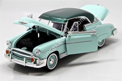 Toptan model araba 1950 Chevy bel air yeşil ,Toptan Satış