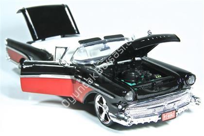 1957 buick roadmaster 118 model araba siyah ,Toptan Satış