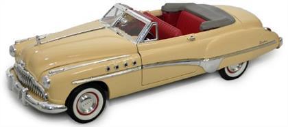 1949 buick roadmaster 1 18 model araba bal rengi ,Toptan Satış