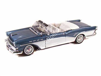 1957 buick roadmaster 118 model araba yeşil beyaz ,Toptan Satış