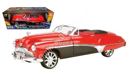 1957 buick roadmaster 118 araba kırmızı siyah ,Toptan Satış