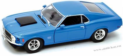 MOTOR MAX 1970 FORD MUSTANG BOSS 429 ,Toptan Satış