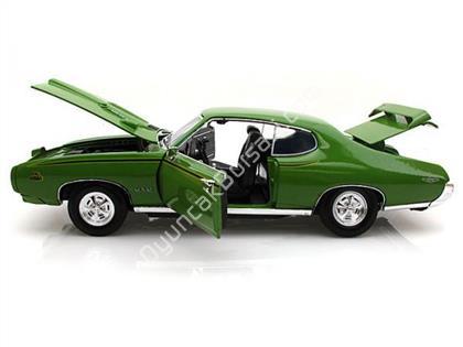 motor max 1969 ford pontiac gto judge yeşil ,Toptan Satış