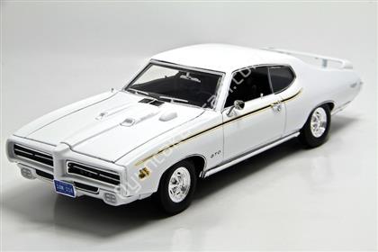 motor max 1969 ford pontiac gto judge beyaz ,Toptan Satış