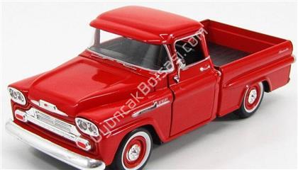 motor max 1955 chevy apache pickup kırmızı ,Toptan Satış