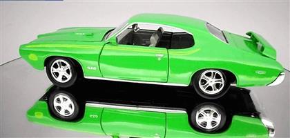 MOTOR MAX 1969 PONT�AC GTO JUDGE YE��L ,Toptan Sat��
