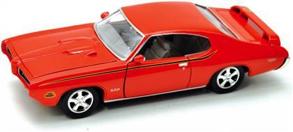 MOTOR MAX 1969 PONTİAC GTO JUDGE KIRMIZI ,Toptan Satış