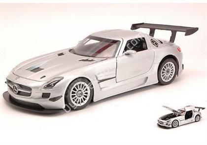 MOTORMAX MERCEDES-BENZ SLS AMG GT3 GRİ ,Toptan Satış
