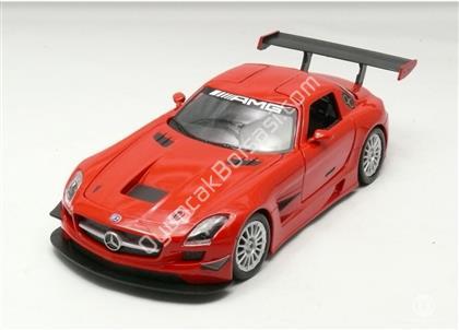 MOTORMAX MERCEDES-BENZ SLS AMG GT3 KIRMIZI ,Toptan Satış