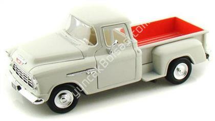 MOTORMAX 1955 CHEVY 5100 STEPSİDE BEYAZ ,Toptan Satış