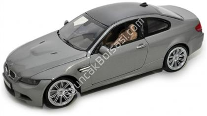 TOPTAN MODEL ARABA MOTORMAX BMW M3 COUPE GRİ ,Toptan Satış
