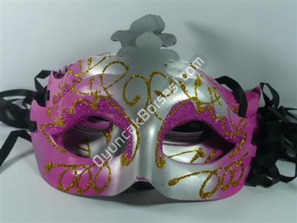 Toptan Parti Maskesi Simli ,Toptan Satış