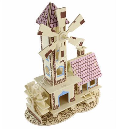 3D AHŞAP MAKET YEL DEĞERMENİ MODELİ G-P259 ,Toptan Satış