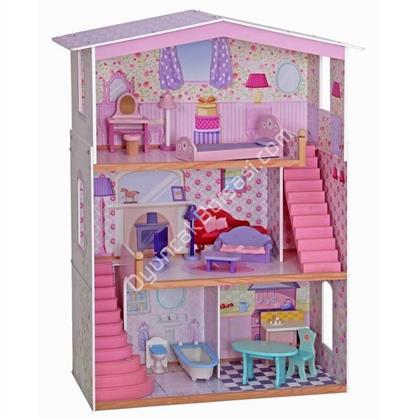 ahşap mobilyalı çocuk evi oyuncağı mt 3547 ,Toptan Satış