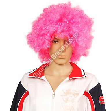 Pembe renk Bonus Saçı Toptan ,Toptan Satış