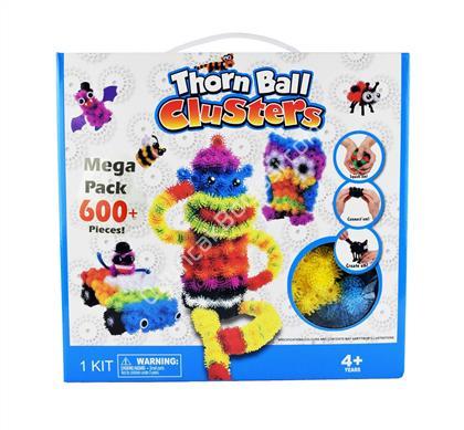 Thorn Ball Clusters Dikenli Yapışkan Top 600 parça ,Toptan Satış