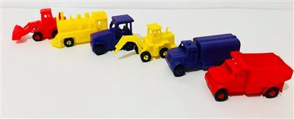 Mini Plastik Kamyon Oyuncağı ,Toptan Satış