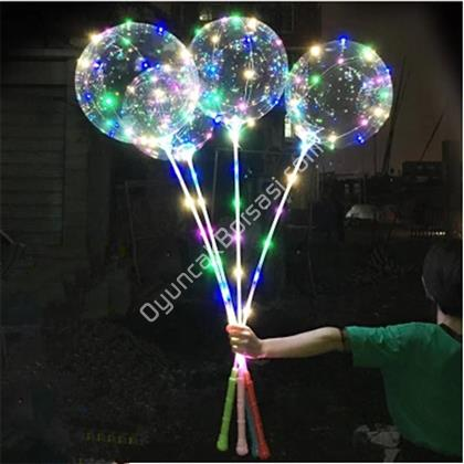 Işıklı Ledli Balon Toptan ,Toptan Satış