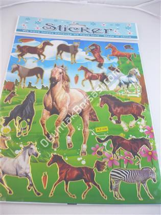 Toptan Sticker At Modeli blf-038 ,Toptan Satış