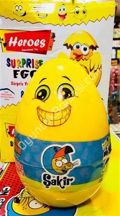 Dev Boy Kral Şakir Süpriz Yumurta ,Toptan Satış
