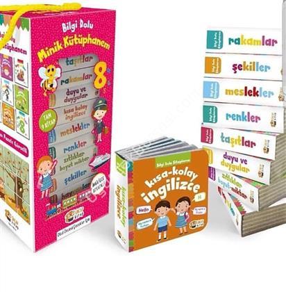 Mini kütüphanem kart serisi ,Toptan Satış