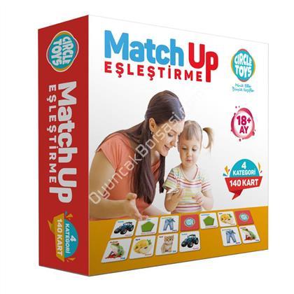 Match Up Eşleştirme Kartları ,Toptan Satış