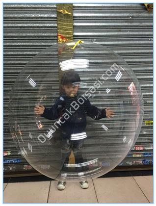 Şeffaf Bobo Balon 36 inç ,Toptan Satış