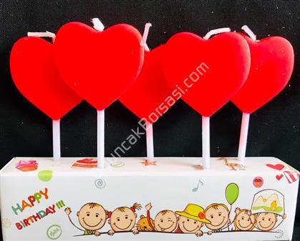 Mini Kalp Parti Mumu ,Toptan Satış