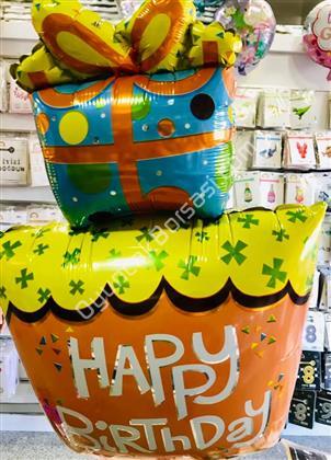 Happy Birthday Toptan folyo balon ,Toptan Satış
