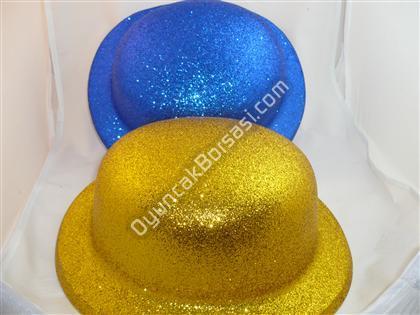 Simli şapka toptan parti malzemesi yuvarlak ,Toptan Satış