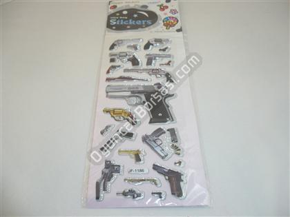 Damla sticker nice days silah modeli ,Toptan Satış