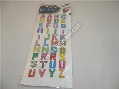 Damla sticker nice days harf modeli ,Toptan Satış