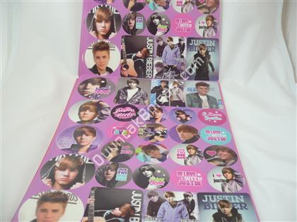 Justin Bieber Toptan sticker ,Toptan Sat��