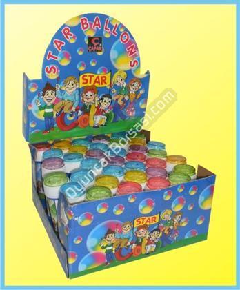 Star Baloncuk Köpük Toptan Oyuncak ,Toptan Satış