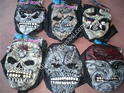 Korku Maskesi Latex ,Toptan Satış
